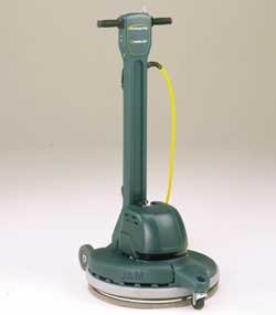 "Picture of item 520-147 a Burnisher.  Speedshine 2000 RPM Burnisher.  20"" Pad.  75 Foot Power Cord."