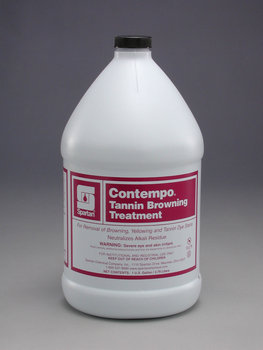 Picture of item 650-124 a Contempo® Carpet Care.  Tannin Browning Treatment.  1 Gallon.