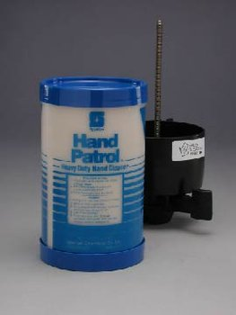 Picture of item 670-606 a Hand Patrol with Pumice.  Heavy duty hand cleaner with ultra fine pumice.  2 Liters.