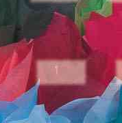 "Picture of item 739-120 a Tissue.  20"" x 30"".  Claret Burgundy Color."