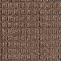Picture of item 977-850 a Waterhog™ Classic Indoor/Outdoor Scraper/Wiper Mat.  4 Feet x 6 Feet.  Medium Brown Color.