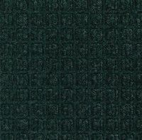 Picture of item 550-202 a Waterhog™ Fashion Indoor/Outdoor Scraper/Wiper Mat.  3 Feet x 5 Feet.  Evergreen Color.