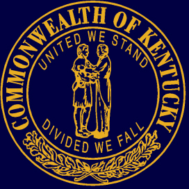 Picture of item 970-366 a MAT 4X4 LOGO COMMONWEALTH KY.