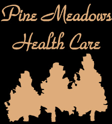 Picture of item 972-630 a Logo Mat.  4 Feet x 6 Feet.  Pine Meadows Logo.