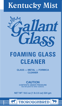 Picture of item 662-601 a Gallant Glass Ky Mist.  Glass Cleaner.  18.5 oz. Aerosol.