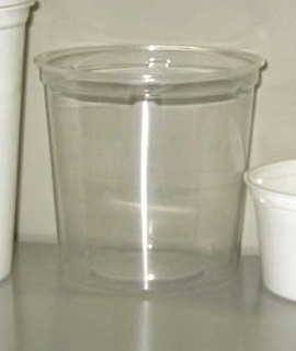 Baumann paper browse all deli containers without lids for Case container 974