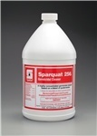 Picture of item 604-123 a Sparquat 256.  Germicidal Cleaner. High-dilution quaternary-based disinfectant. EPA Reg. #5741-9.  1 Gallon.