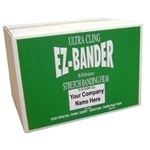 "Picture of item 969-108 a EZ Bander Stretch Banding Film.  5"" x 700 Feet on 3"" Core.  120 Gauge.  1 Dispenser with Case."