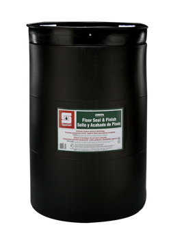 Picture of item 968-837 a Green Solutions® Floor Seal & Finish.  55 Gallon Drum.