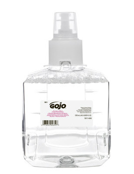 Picture of item 670-794 a GOJO® Clear & Mild Foam Handwash.  LTX™ 1200 mL Refill.