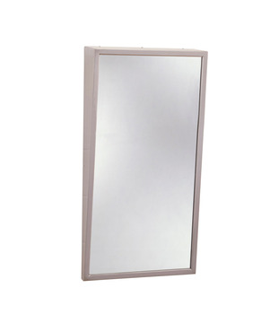 "Picture of item 972-535 a Fixed-Position Tilt Mirror.  18"" W x 30"" H."