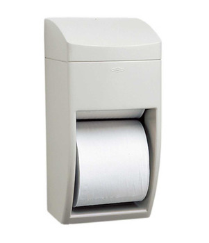 Picture of item 968-188 a MatrixSeries™ Surface-Mounted Multi-Roll Toilet Tissue Dispenser.