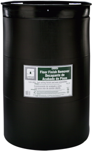 Picture of item 968-838 a Green Solutions® Floor Finish Remover.  55 Gallon Drum.