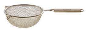 Picture of item 969-384 a DBL MESH BOWL STRAINER 6.75.