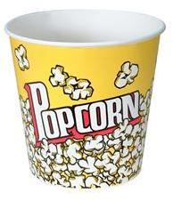 Picture of item 969-586 a POPCORN BUCKET 85OZ.